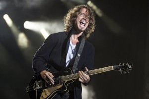 epa05971393 (FILE) A file picture dated 14 June 2014 shows Chris Cornell of US band Soundgarden during his performance at the Greenfield Openair, Interlaken, Switzerland.  Audioslave and Soundgarden singer Chris Cornell has died on 18 May 2017 at age 52, according to Cornell's representative Brian Bumbery.  EPA/GIAN EHRENZELLER DATABASE