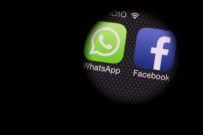 «Καμπάνα» 120 εκατ. δολαρίων στο Facebook για το deal με τη WhatsApp