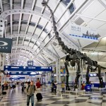 6. CHICAGO O'HARE INTERNATIONAL AIRPORT (ORD) - ΣΙΚΑΓΟ