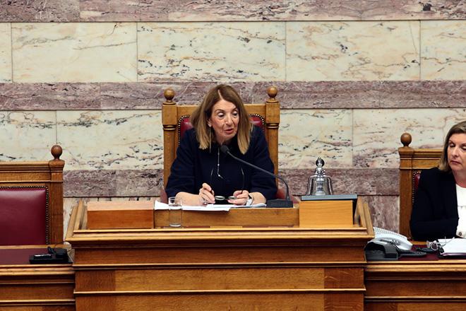 Τασία Χριστοδουλοπούλου: Δεν συμμετέχω στις εκλογές- Συγγνώμη από τον ΣΥΡΙΖΑ