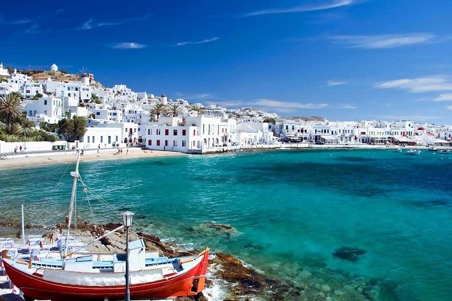 Η Ελλάδα στους πιο δημοφιλείς προορισμούς του κόσμου αυτή τη στιγμή