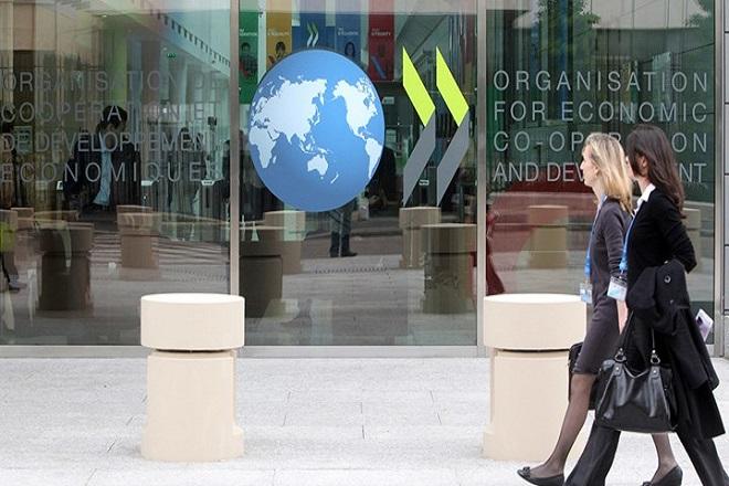 Μεγάλη η επιβράδυνση στον ρυθμό ανάπτυξης των χωρών του ΟΟΣΑ