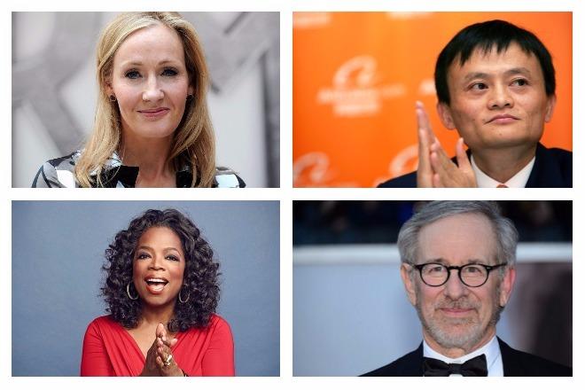 Δέκα άνθρωποι που μετέτρεψαν την απόρριψη σε παγκόσμια επιτυχία
