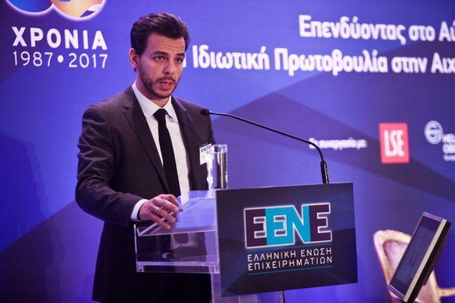 Αποστολόπουλος: Πρέπει να τολμήσουμε, να επενδύσουμε και να αγωνιστούμε
