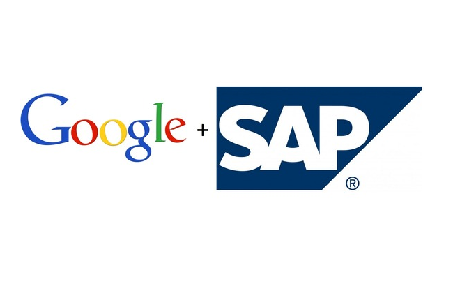 SAP και Google επεκτείνουν τη συνεργασία τους