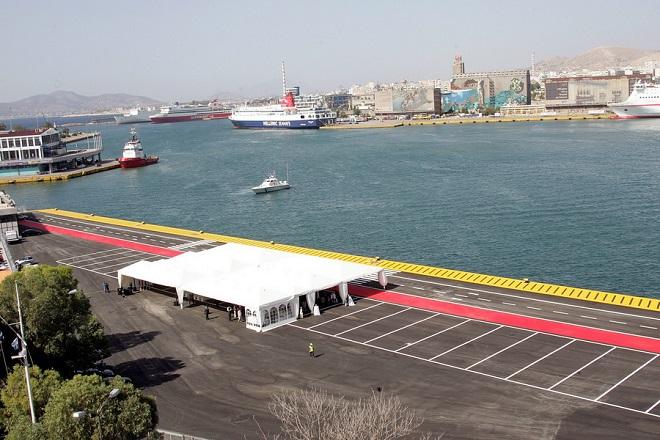 Τι προβλέπει το νέο master plan του ΟΛΠ για το λιμάνι του Πειραιά