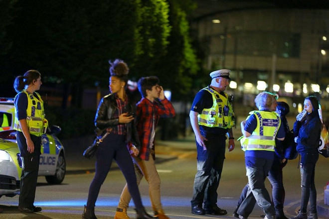 Το ΙΚ ανέλαβε την ευθύνη για την επίθεση στο Μάντσεστερ