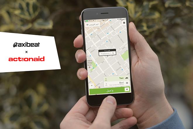 Η Taxibeat μετέφρασε την εφαρμογή της στα Αραβικά για καλό σκοπό