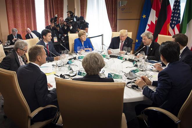 Η διακήρυξη των G7 για την καταπολέμηση της τρομοκρατίας