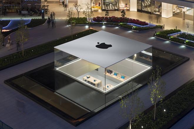 Το νέο κατάστημα της Apple δεν θα είναι ένα απλό…Apple Store