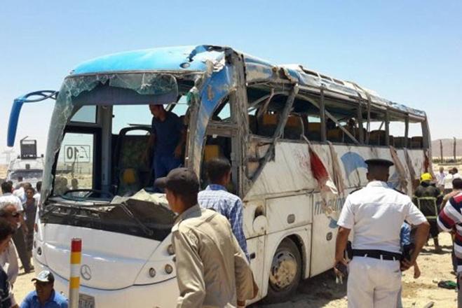 Σφαγή δεκάδων Χριστιανών Κοπτών στην Αίγυπτο