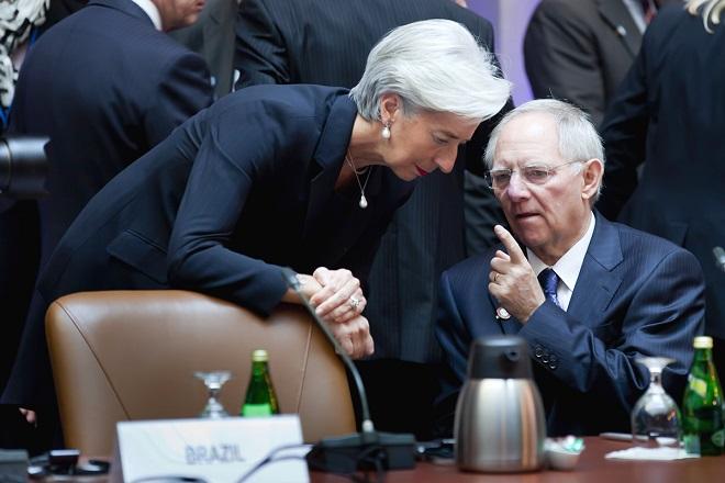 Το ΔΝΤ φεύγει, το Ευρωπαϊκό Νομισματικό Ταμείο έρχεται