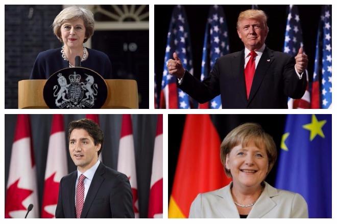 Αυτοί είναι οι μισθοί που λαμβάνουν οι μεγαλύτεροι ηγέτες κρατών του κόσμου