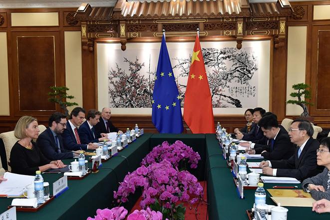 Τείχος στα επεκτατικά σχέδια των κινεζικών επιχειρήσεων υψώνει η Ευρωπαϊκή Ένωση