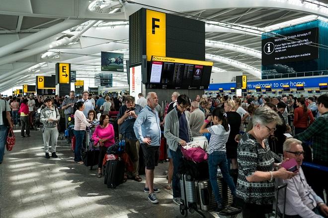 Η British Airways προσπαθεί να «μαζέψει» τα κομμάτια της και επιστρέφει στους αεροδιαδρόμους