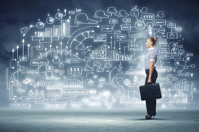 Female,, entrepreneur, woman, leadership, productivity