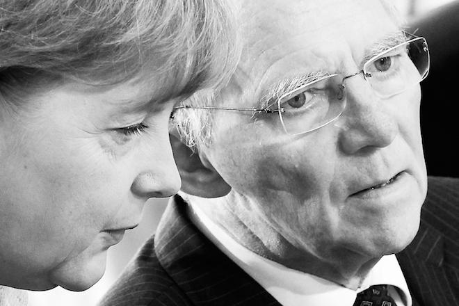 «H Mέρκελ απαλλάχτηκε από τον αντιευρωπαίο Σόιμπλε- Τώρα πρέπει να δράσει»