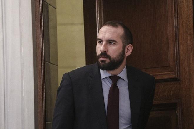 Τζανακόπουλος: Υπάρχουν οι προϋποθέσεις για λύση στο ζήτημα της ονομασίας της ΠΓΔΜ το 2018