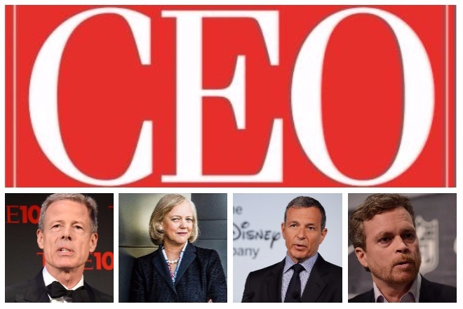 Οι πιο ακριβοπληρωμένοι CEOs για το 2016