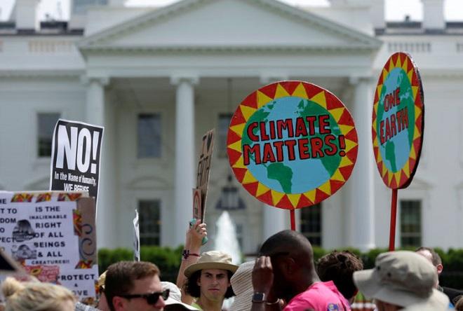 Διεθνείς αντιδράσεις για την απόφαση Τραμπ για το κλίμα