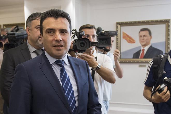 Η εντυπωσιακή δήλωση του νέου πρωθυπουργού της FYROM για τις σχέσεις με την Ελλάδα