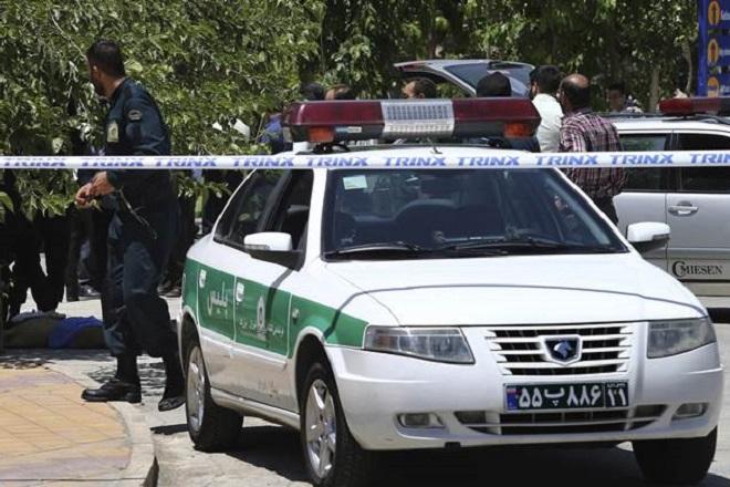 To Ισλαμικό Κράτος πίσω από τη διπλή επίθεση στο Ιράν