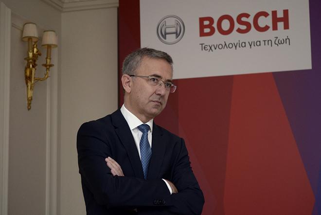 Αύξηση του κύκλου εργασιών για πέμπτη συνεχή χρονιά παρουσίασε η Βosch Ελλάδας