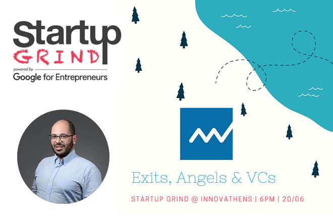 Από το exit των 9 εκατ. δολαρίων, Partner σε VC – Ο Πάνος Παπαδόπουλος αναλύει την ιστορία του στο Startup Grind