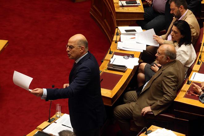 ΝΔ: Ονομαστική ψηφοφορία για τα μέτρα – «ουρά» της συμφωνίας