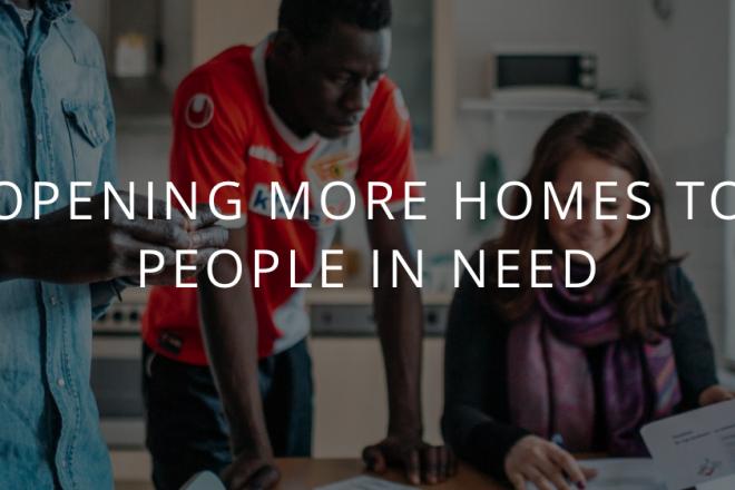 Open Homes: Η νέα πλατφόρμα της Airbnb για τους πρόσφυγες