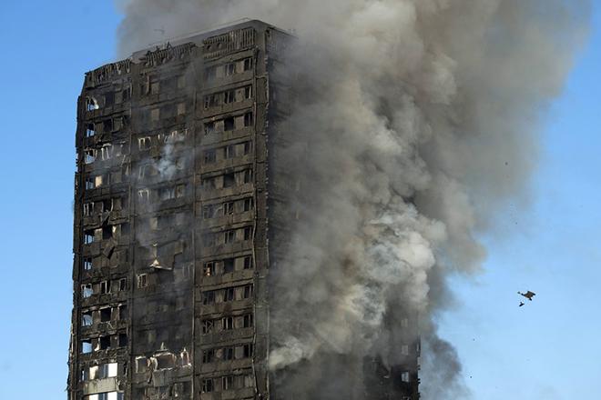 Grenfell Tower: Νεότερος απολογισμός κάνει λόγο για 58 νεκρούς