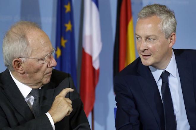 Θα είναι ο Λεμέρ ο διάδοχος του Ντάισελμπλουμ στο Eurogroup;