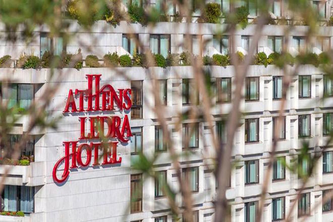 Πωλήθηκε το Athens Ledra για 33,05 εκατ. ευρώ