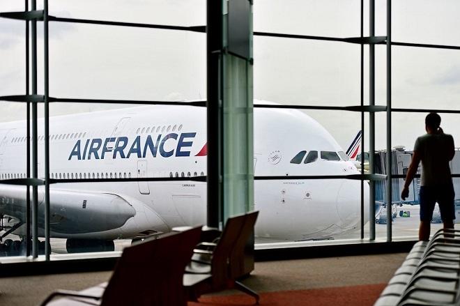 Αντιμέτωπη με μεγάλη απεργία και ακυρώσεις πτήσεων την Πέμπτη η Air France