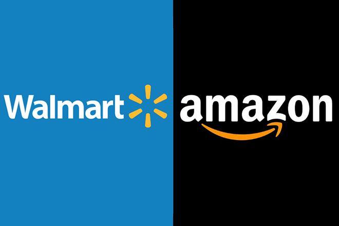 Η Walmart προσπαθεί να «κοντράρει» την Amazon στην online λιανική