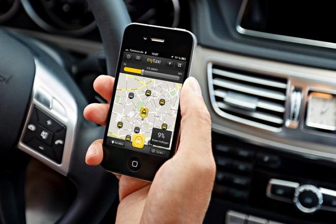 Στα «χέρια» του mytaxi η κορυφαία εφαρμογή Clever Taxi