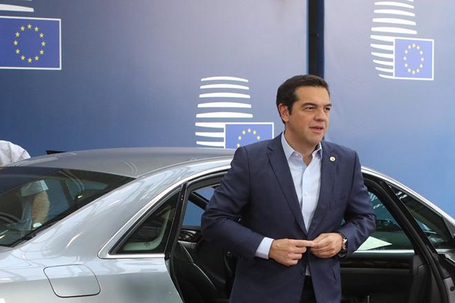 Τσίπρας: Κατεξοχήν ευρωπαϊκό ζήτημα το Κυπριακό