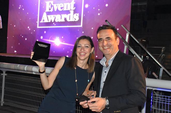 Silver Award στην κατηγορία Ιατρικά Συνέδρια για την INVENTICS