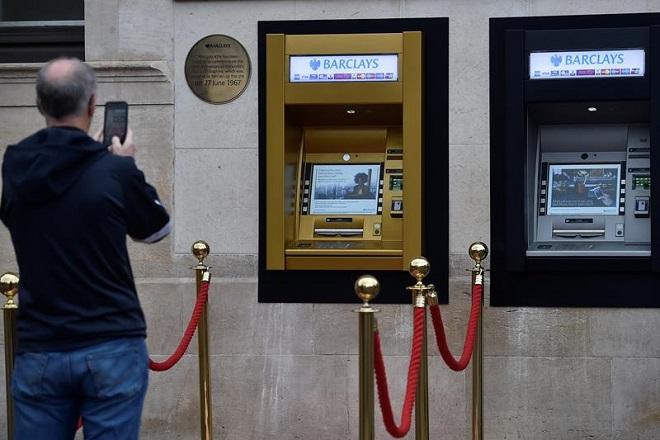 To πρώτο ATM στον κόσμο έγινε…χρυσό!