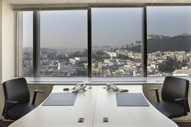 Η IWG προσφέρει δωρεάν χώρο εργασίας σε πυροπαθείς επιχειρήσεις