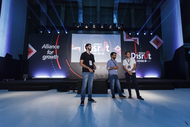 Disrupt Greece: Τι δηλώνουν οι νικητές του μεγάλου διαγωνισμού