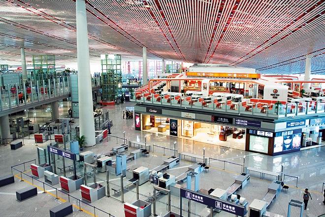 Αυτό είναι το μεγαλύτερο αεροδρόμιο του κόσμου