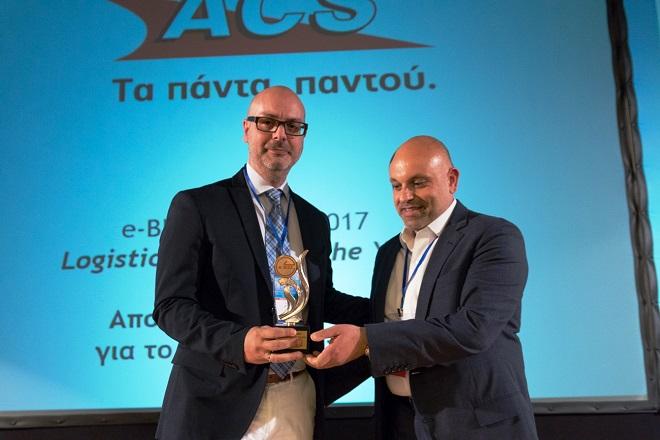 Η ACS παρουσιάζει την πιο πρωτοποριακήλύση online ανακατεύθυνσης αποστολών
