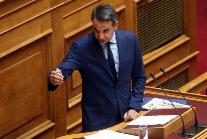 Μητσοτάκης: Ο κ. Τσίπρας στις αναφορές για τις διακοπές του έβγαλε τον Πολάκη από μέσα του