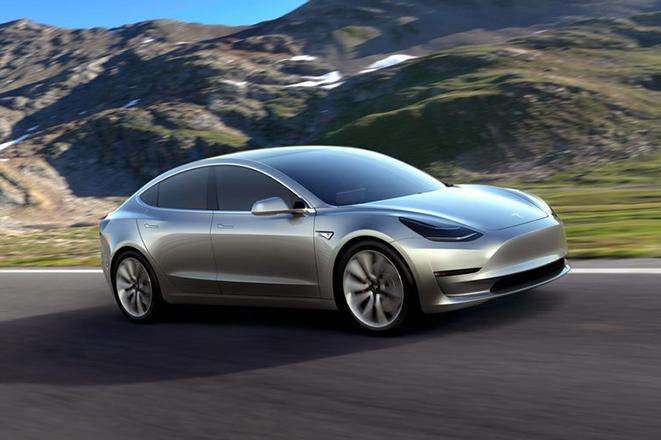«Πράσινο φως» στην Τesla για την παραγωγή του ηλεκτροκίνητου Model 3