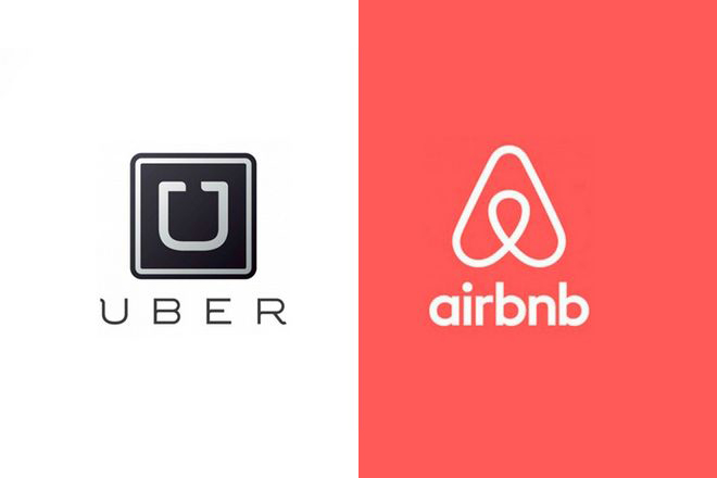 uber airbnb