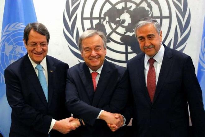 Θετική εξέλιξη στο Κυπριακό: Επιστρέφει ο Γκουτέρες στην Ελβετία