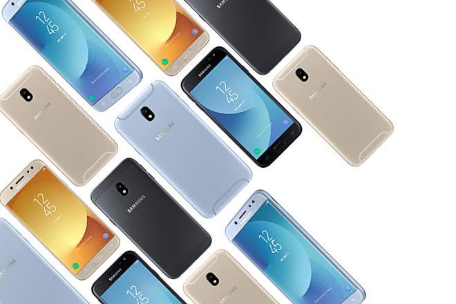 Η νέα σειρά smartphones Galaxy J έρχεται στην Ελλάδα