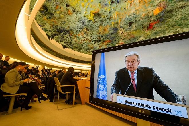 ΟΗΕ: Έτος «συναγερμού» υπέρ της Ειρήνης το 2018
