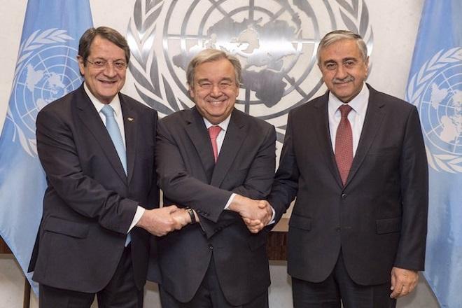 Το «κλειδί» της Διάσκεψης για το Κυπριακό στα χέρια του Γκουτέρες